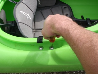 Outfitting your dagger kayak   Dagger Kayaks   USA & Canada
