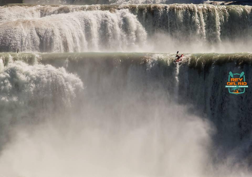 Rey del Rio Waterfall Championships
