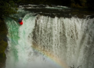kayaking trips across the Pacific Northwest.