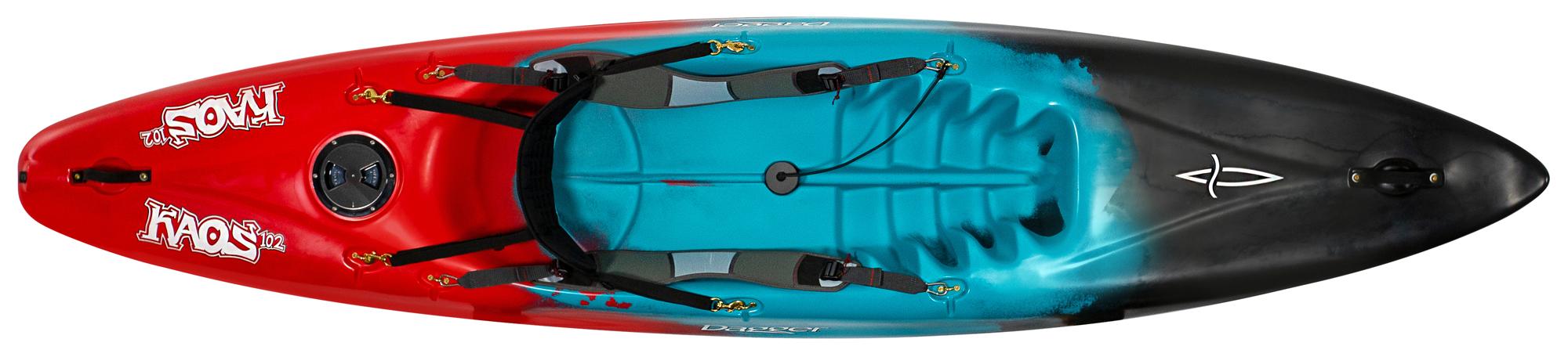 Kaos Surf Kayak - interactive Boat Layer
