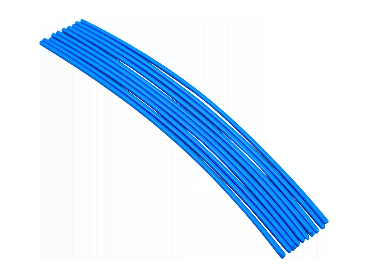 Weld Rod Stock - Dagger Blue